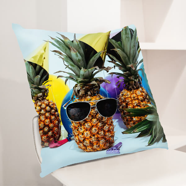 Mileston photo pillow
